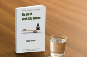The End of Work-Life Balance