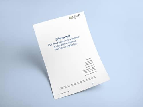 Whitepaper Kundenorientierung