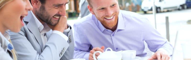 Kunden zuzuhören ist ein kleines bisschen wie Erwachsenwerden